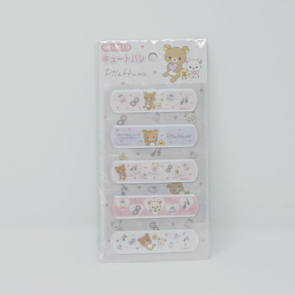 Rilakkuma Bandages - Pastel Makeup Design