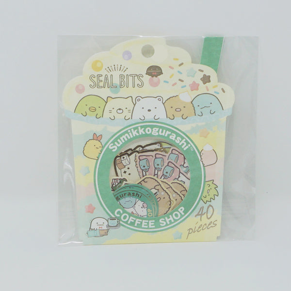 Sumikkogurashi Seal Bits - Sweet Drinks