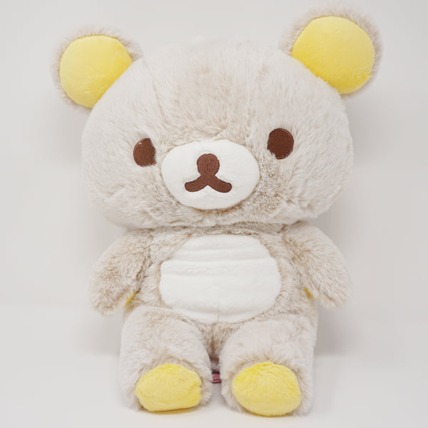 Medium Sherbet Rilakkuma Plush - San-X Originals Rilakkuma