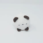 Hamipa Tenori Plush - Lying with Apple in Pants (Eyes Closed)