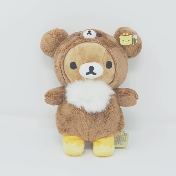 2016 Rilakkuma in Chairoikoguma Costume - New Friend Theme