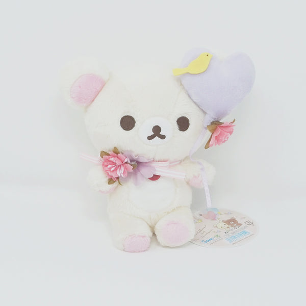 2018 Korilakkuma with Balloon - Korilakkuma meets Chairoikoguma Theme