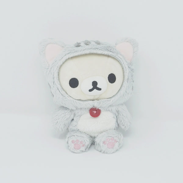 (With Tags) 2014 Korilakkuma Cat Neko Theme Plush