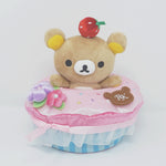 2009 Rilakkuma and Cupcake Set - Sweets Theme