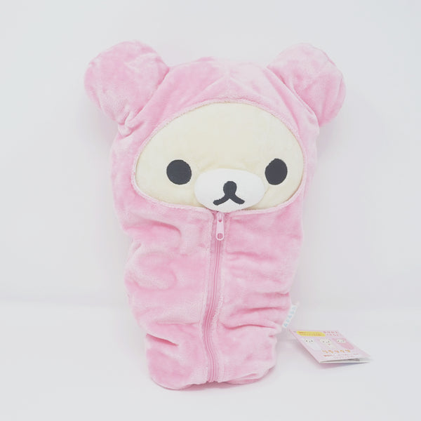 Korilakkuma Reversible Sleeping Bag Plush (Medium)
