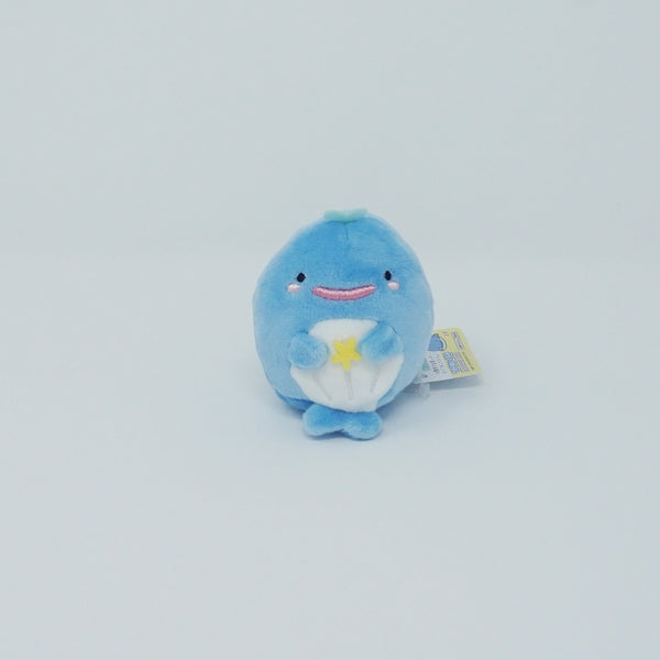 2018 Leisurely Theme Lost Baby Whale with Star Tenori Plush