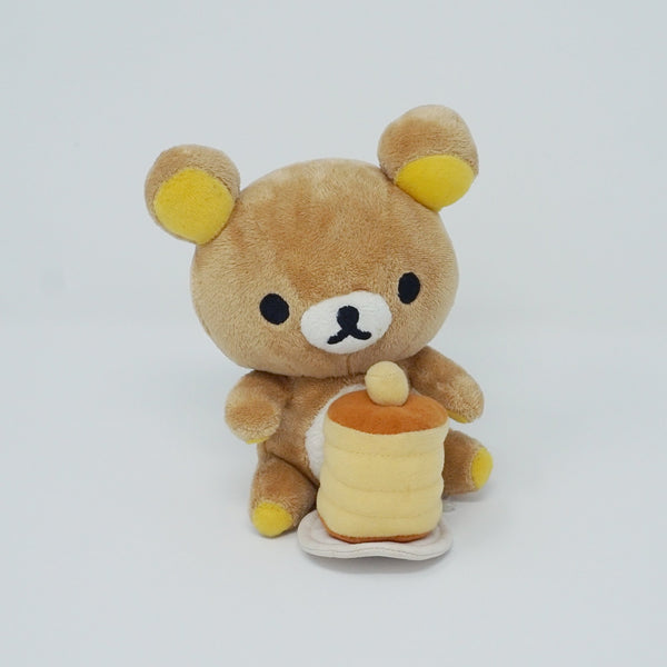 2004  Rilakkuma with Pancake Plush
