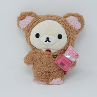 2011 Chocolate & Coffee Korilakkuma Plush