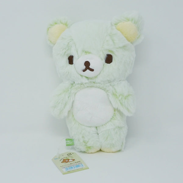 2018 Sherbet Green Plush