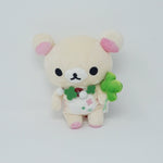 2008 Rolling Around Outside Theme Korilakkuma Clover Plush