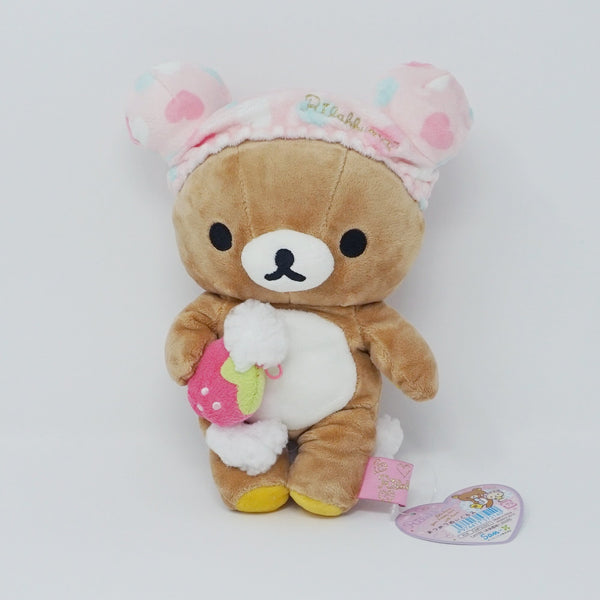 2012 Heart Bath Time Rilakkuma Plush