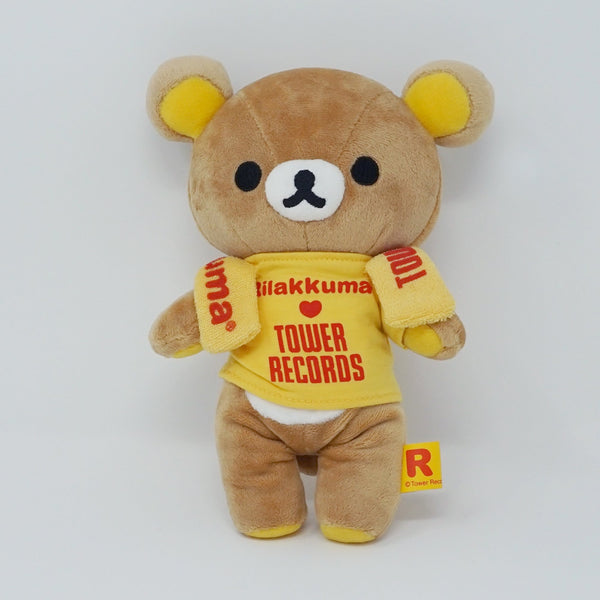2010 Tower Records Collab Rilakkuma Plush