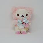 Korilakkuma (S) Plush - Happy Ice Cream