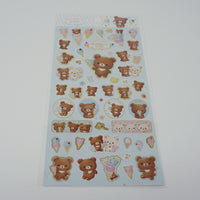 Sticker Sheet B - Happy Ice Cream