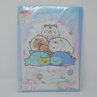10 Pocket Folder (A. Sea Costumes) - Sumikko Sea