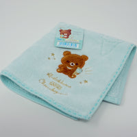 Koguma Blue - Towel A - Happy Ice Cream