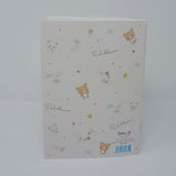 Notebook Design B (Pattern Type) Stationery - Rilakkuma Pajama Party