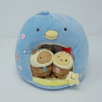 Sumikko House Set Plush Playset - Sumikko Sea