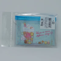Sticky Notes with Case - B - Blue - Sumikko Tapioca Theme