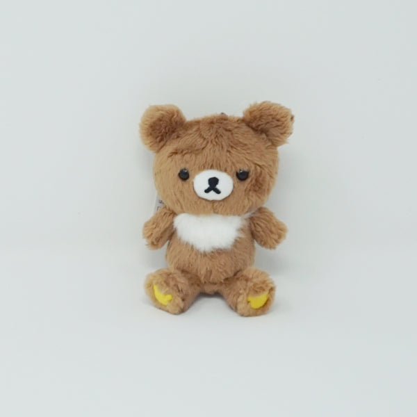 Chairoikoguma Keychain - Always Together Rilakkuma