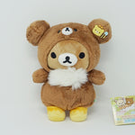 (2016) Rilakkuma in Chairoikoguma Costume - New Friend Theme