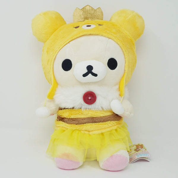 (2017) Korilakkuma in Bee Costume (M) Plush - Honey Forest Theme