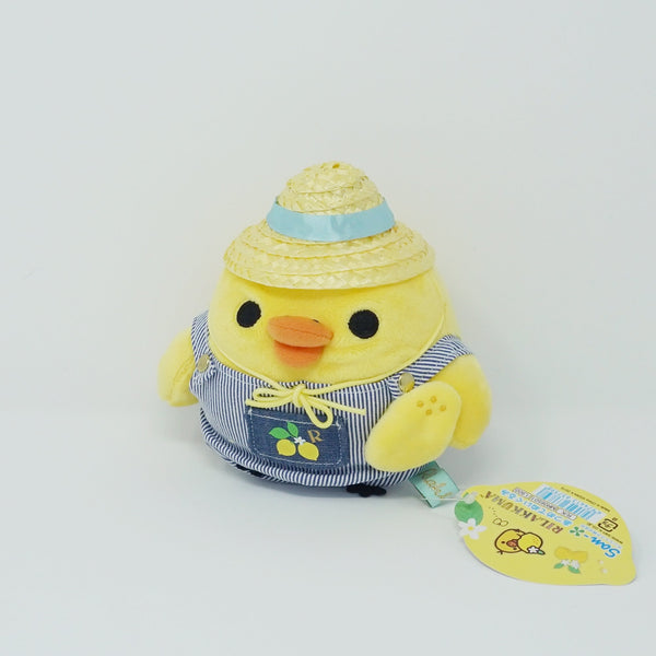 (2015) Kiiroitori Farmer Costume Plush - Fresh Lemon Theme