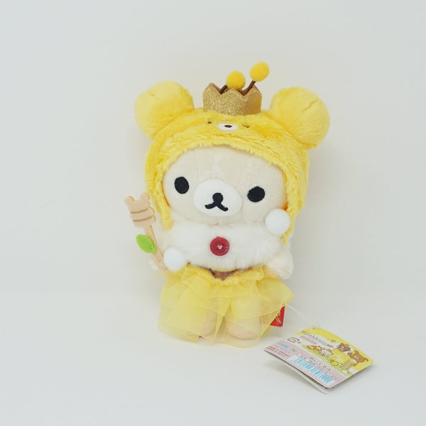 (2017) Korilakkuma in Bee Costume Plush - Honey Forest