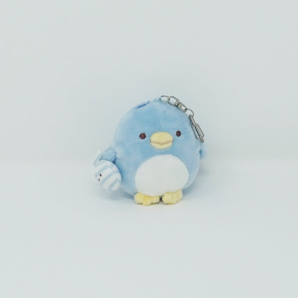 (2017) Real Penguin Plush Keychain - Shirokuma's Friend