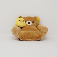 Rilakkuma Sofa with Kiiroitori Mini Cushion - Always Together