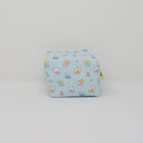 Dark Blue Mini Zipper Pouch - Sumikko Sea (Prize Toy)