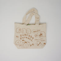 2017 Sumikko Lottery (Light Brown) Mini Tote Bag
