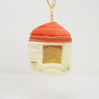 2017 House Pouch Plush Keychain - Sumikkogurashi Collection