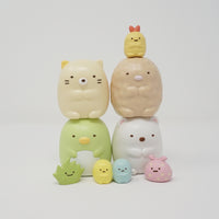 Sumikkogurashi Capchara Stacking Figures (Series 1)