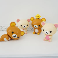 Rilakkuma Capchara Buildable Figures (Series 1)