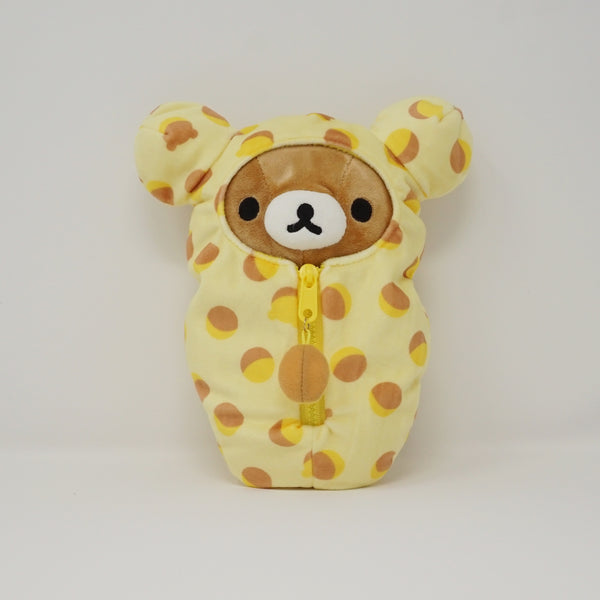 2018 Rilakkuma Kigurumi Theme Plush Sleeping Bag (No Tag)