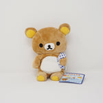 2005 Rilakkuma with Bath Towel Plush