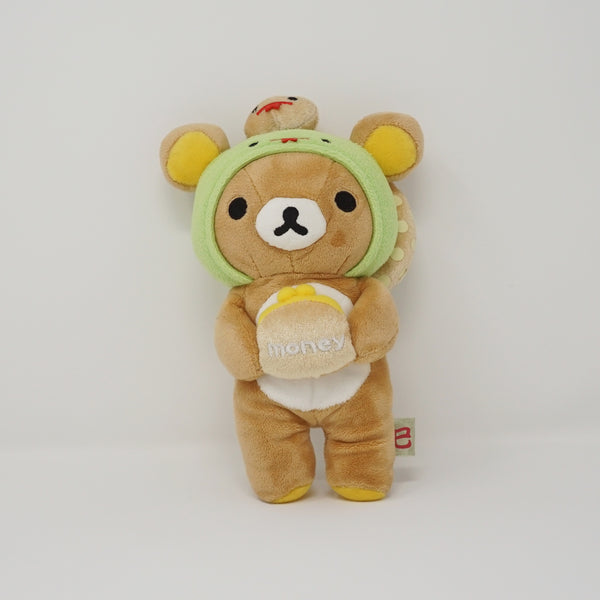 (2012) Year of the Snake Rilakkuma Plush - New Year