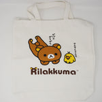 Kiirotori and Rilakkuma Large Crossbody Tote Bag