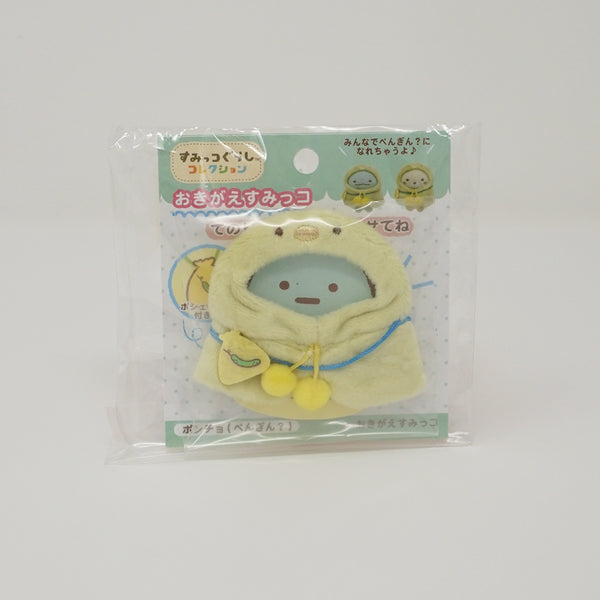 2017 Penguin? Poncho Plush Outfit - Sumikkogurashi Collection