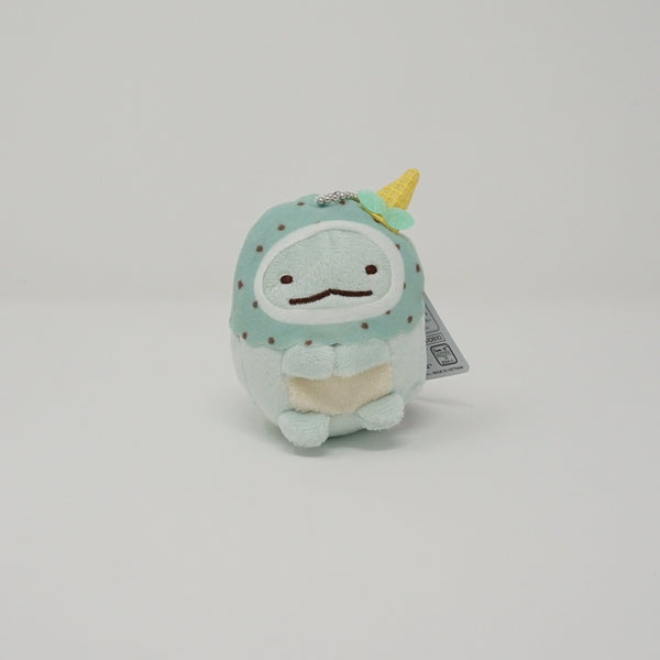 Tokage Mint Chocolate Chip Plush Keychain - Pen Pen Ice Cream