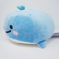 Lost Baby Whale Kokujira Super Mochi Big Jinbesan Plush - Kokujira's Dream