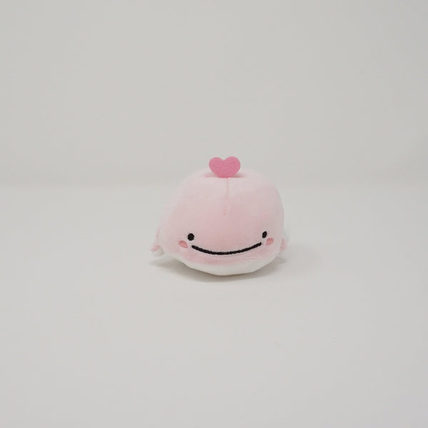 Lost Baby Whale Kokujira's Mom (Palm Size) Jinbesan Super Mochi Plush - Kokujira's Dream