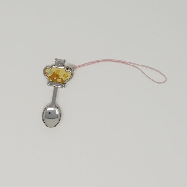 Sweets Theme Rilakkuma Spoon Keychain