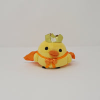 2008 Kiiroitori with Crown and Cape (Prize Toy) Plush - 5th Halloween