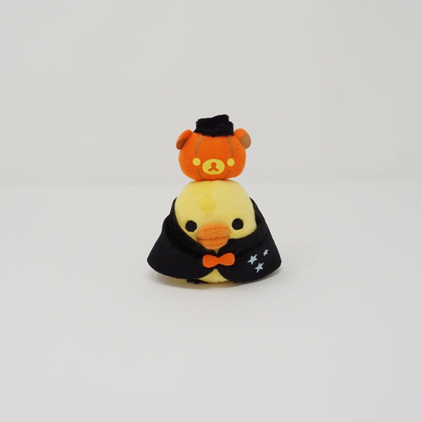 2014 Halloween Kiiroitori with Pumpkin Hat and Cape (Prize Toy) Plush