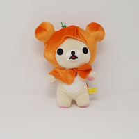 2008 Korilakkuma in Pumpkin Head Halloween Costume (Prize Toy) Plush