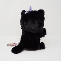 2018 Korilakkuma in Black Cat Halloween Costume (Prize Toy) Hand Puppet