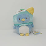 2018 Real Penguin Ice Cream San-X Originals Plush