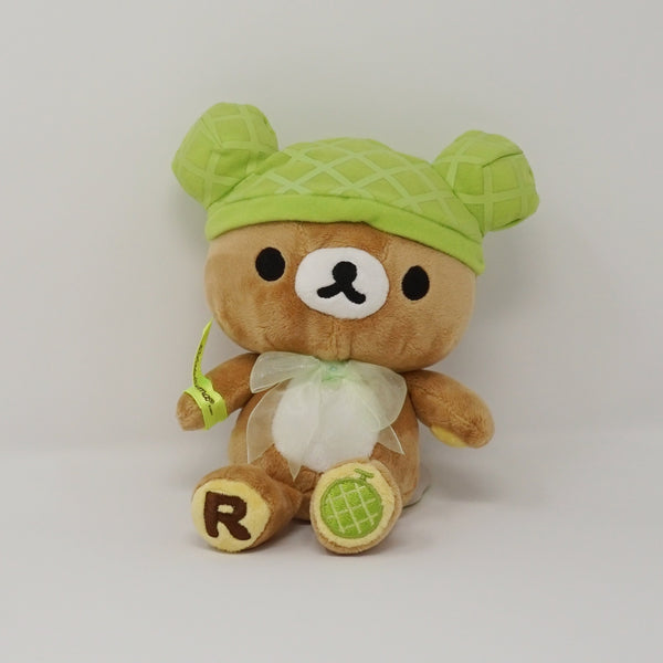 2008 Melon Rilakkuma  - Fruits Series